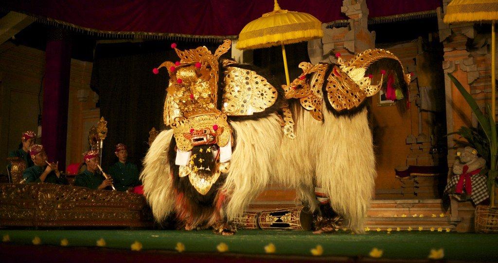 Gamalan and performance