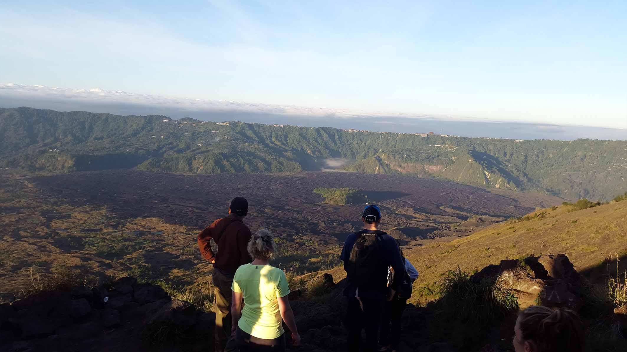 Mt Batur views