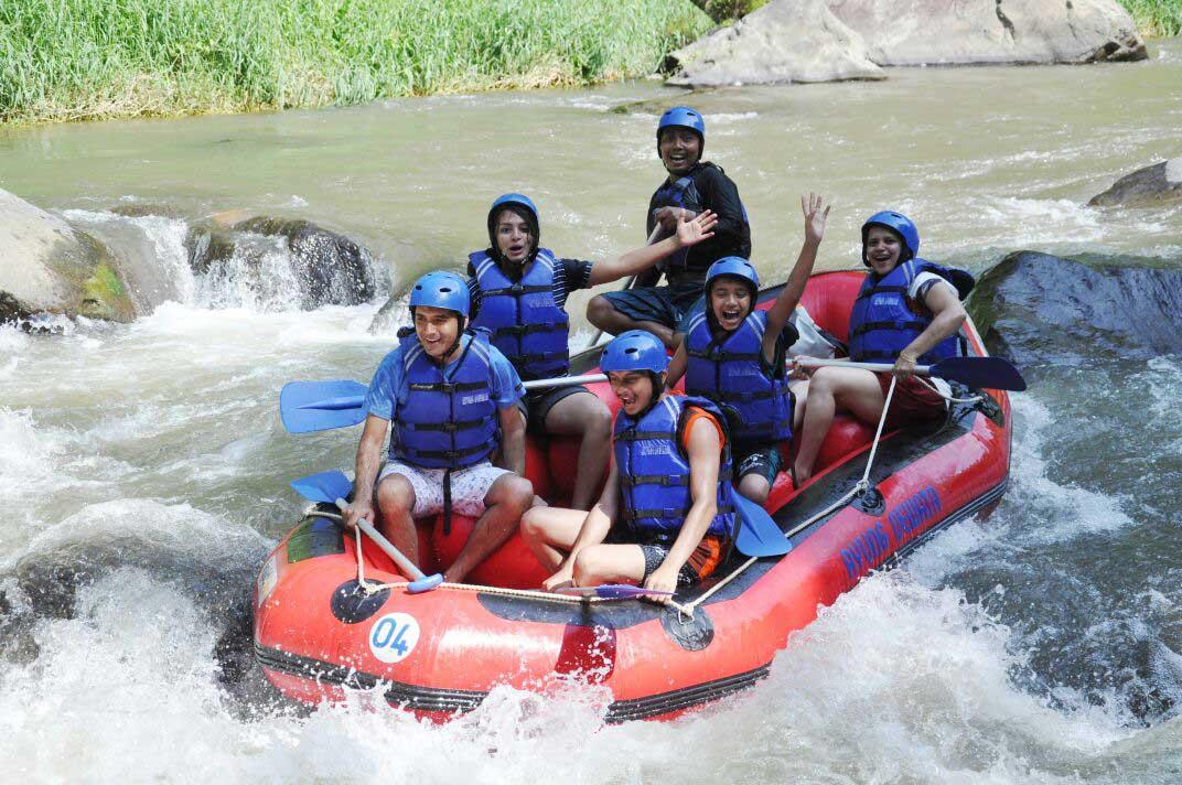 Ayung rafting in ubud