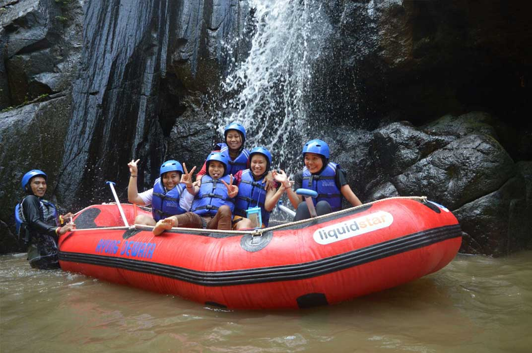 River Rafting Ayung River