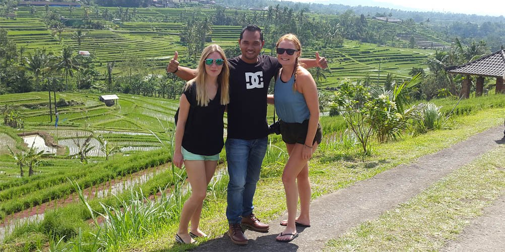Bali, indonesia with Guide