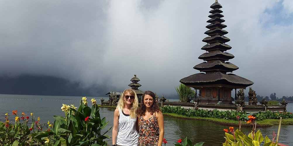 Guided tour in bali