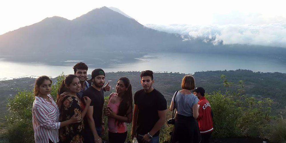 Mt BAtur Guided Trek