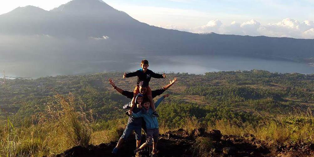 Mt Batur Photo