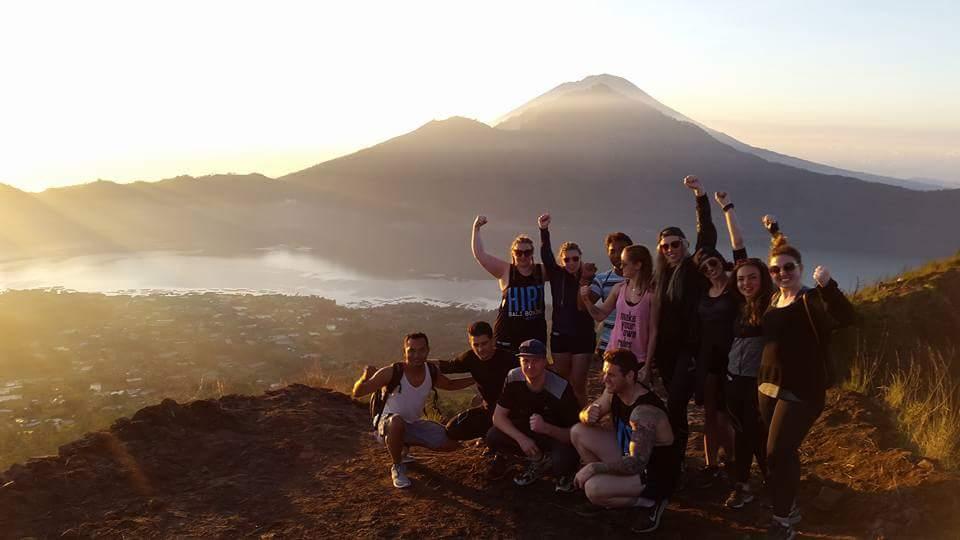 Mt Batur sunrise trekking