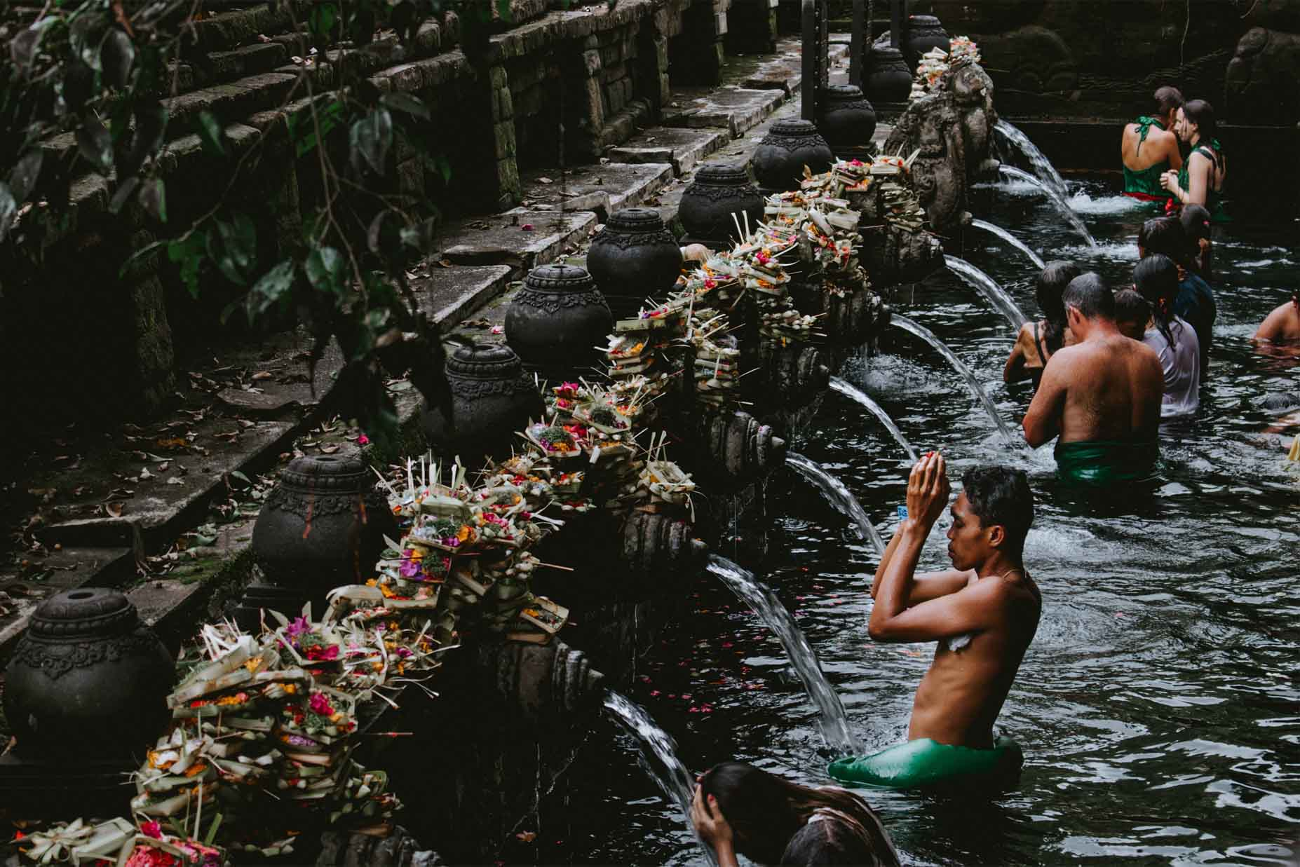 Cleansing Ceremony